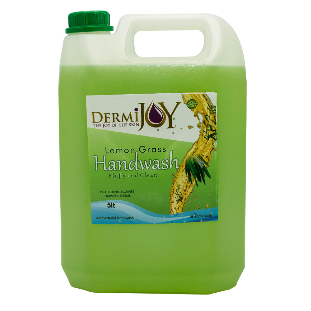 DermiJoy LemonGrass Handwash 5L